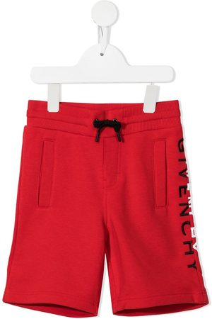 Givenchy Logo-print track shorts