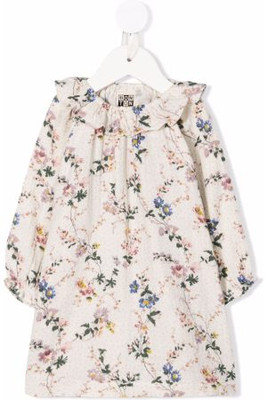 BONTON Baby Casual Dresses - All-over floral print dress