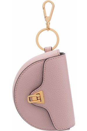 Coccinelle Bea leather keyring