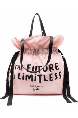 Coccinelle Women Handbags - X Barbie™ two-tone bucket bag