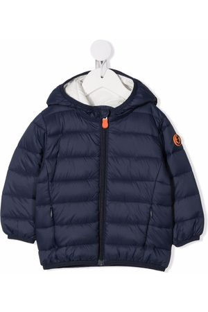 save the duck Baby Jackets - Padded hooded jacket