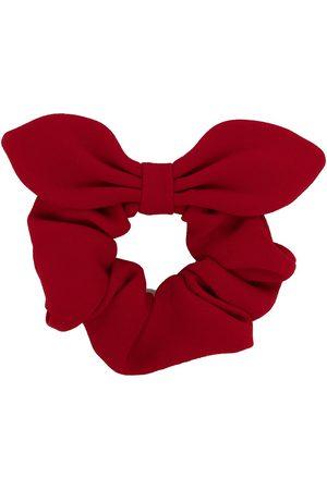 HUCKLEBONES LONDON Girls Hair Accessories - Bow-tie scrunchie