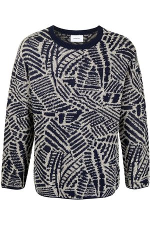 Ports V Jumpers - Abstract-pattern sweater
