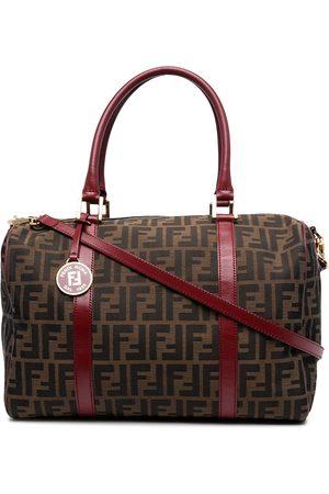 Fendi Women Handbags - 2010 Zucca logo charm two-way bag