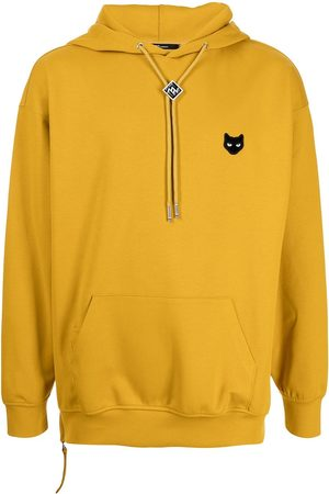 ZZERO BY SONGZIO Sweatshirts - Panther patch hoodie