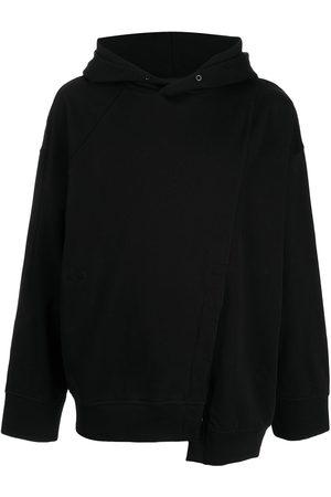 SONGZIO Asymmetric hem hoodie