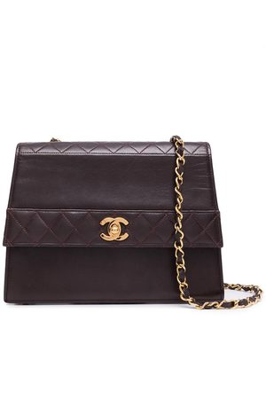 CHANEL Women Shoulder Bags - 1990 diamond-quilted detailing crossbody bag