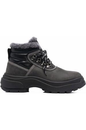 Maison Margiela Women Ankle Boots - Lace-up ankle boots