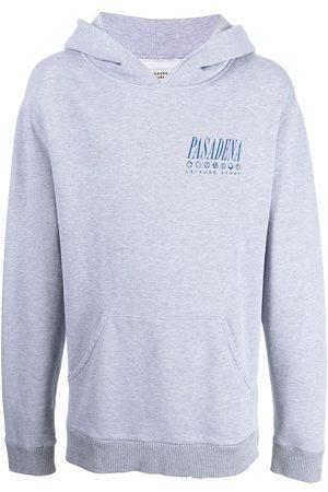 Pasadena Leisure Club Logo-print long-sleeved hoodie
