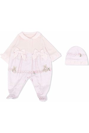 Lapin House Baby Rompers - Frilly baby body