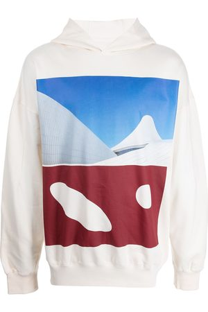 A-cold-wall* Graphic-print hoodie