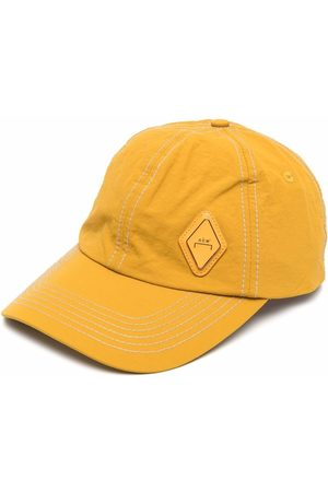 A-cold-wall* Logo patch cap