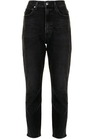 AGOLDE High-rise slim-fit jeans
