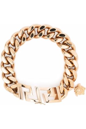 VERSACE Men Bracelets - Medusa-head motif bracelet