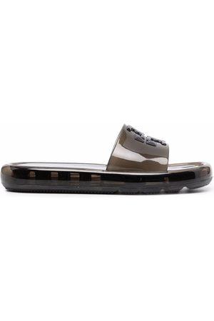Tory Burch Women Sandals - Transparent sole slides