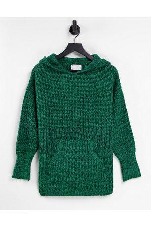 ASOS DESIGN Premium lounge space dye hoodie in