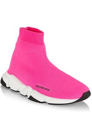 Balenciaga Kid's Speed LT Sock Sneakers