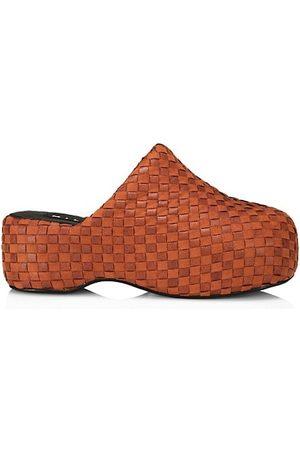 SIMON MILLER Casual Shoes - Vegan Leather Bubble Clogs