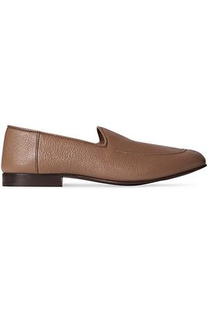 The Row Women Loafers - Leather Mocassins