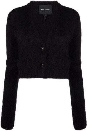 Marc Jacobs Hairy cropped cardigan