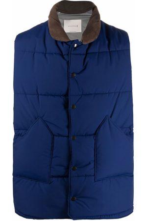 MACKINTOSH Men Gilets - Padded gilet jacket