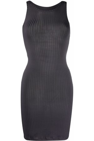 Styland Women Bodycon Dresses - Ribbed bodycon dress