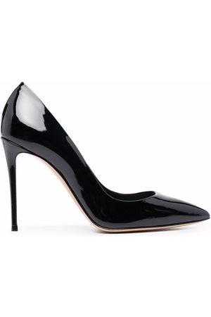 Casadei Women Heels - Patent leather pumps
