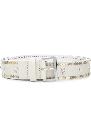 Zadig & Voltaire Starlight stud-embellished belt