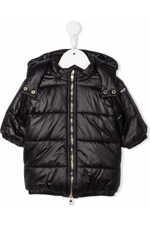 Balmain Padded hooded coat