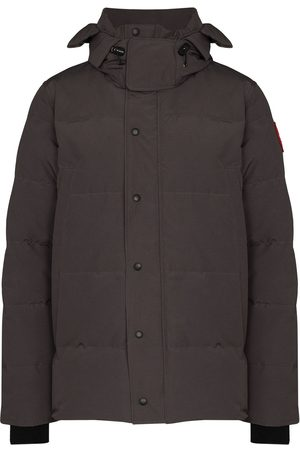 Canada Goose Wyndham hooded parka coat