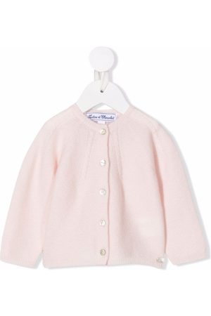Tartine Et Chocolat Buttoned-up cashmere cardigan