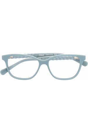Chloé Wayfarer-frame sunglasses