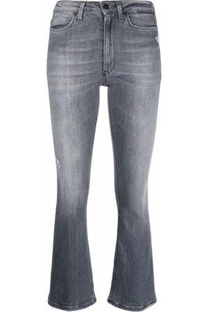 Dondup Mid-rise slim-cut jeans