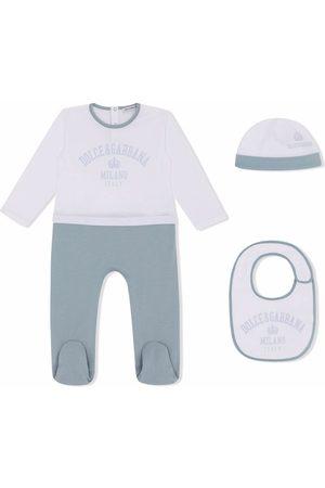Dolce & Gabbana Logo-print pajama set