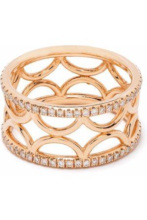 Loyal.e Paris 18kt rose gold Perpétuel.le diamond band ring