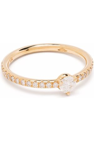 Loyal.e Paris 18kt recycled gold diamond ring