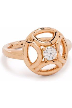 Loyal.e Paris 18kt rose gold Perpétuel.le diamond ring
