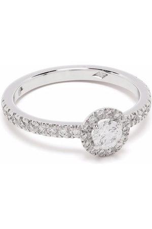 Loyal.e Paris 18kt recycled white gold Couronne diamond ring