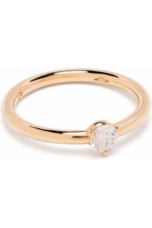 Loyal.e Paris 18kt recycled yellow diamond ring