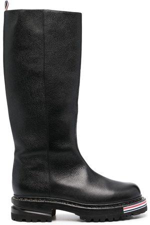 Thom Browne Hiking sole high boots