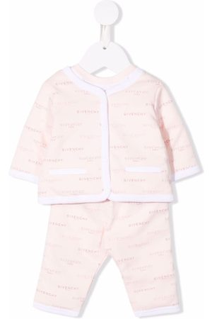 Givenchy All-over logo tracksuit set