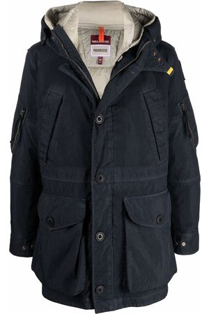Parajumpers Reversible padded parka coat