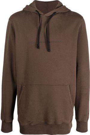 1017 ALYX 9SM Painterly-print long-sleeved hoodie