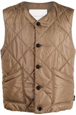 MACKINTOSH Hig quilted liner vest