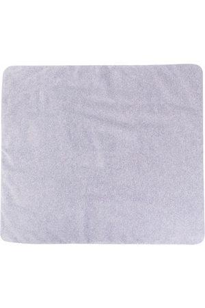 Emporio Armani Double-faced blanket