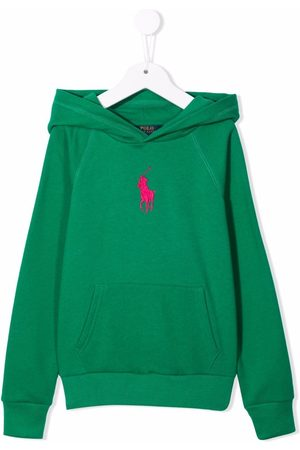 Ralph Lauren Polo Pony-embroidered hoodie