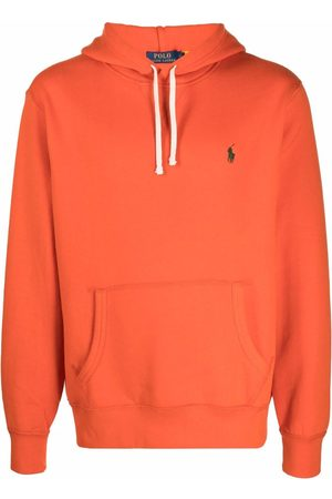 Polo Ralph Lauren Polo Pony-embroidered jersey hoodie