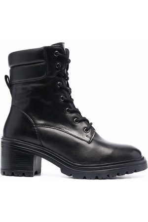Geox Damiana lace-up boots