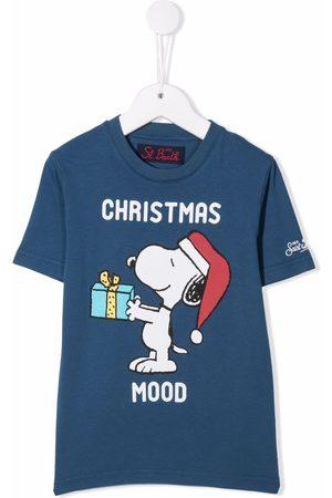 MC2 SAINT BARTH Snoopy™ print T-shirt