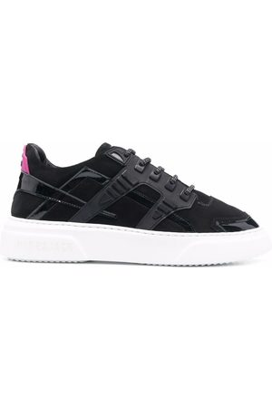 HIDE&JACK Wide lace-up trainers